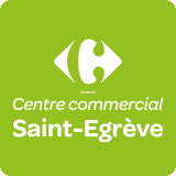 Centre Commercial Carrefour Grenoble - Saint-Egrève